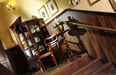 Fotografia biznesowa w restauracji Oaza - Wielowieś